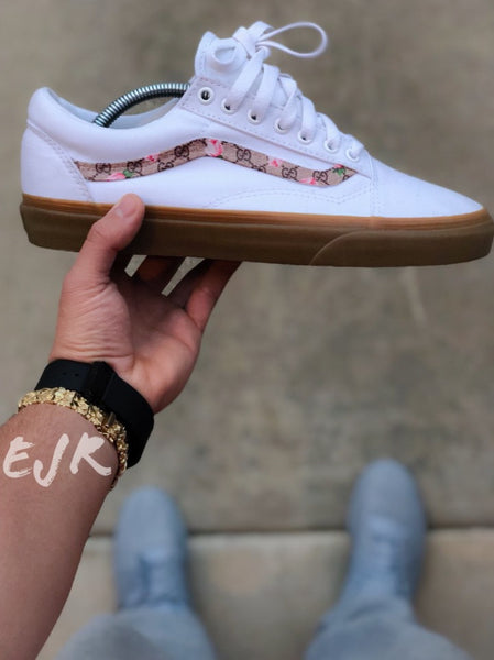 Custom Gucci Vans-The Firehouse