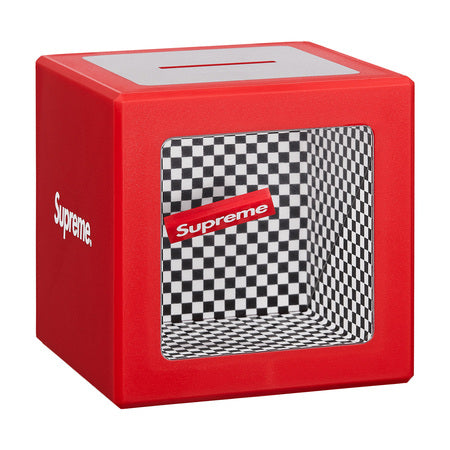 Supreme Illusion coin bank-The Firehouse