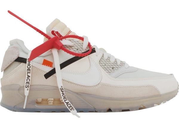 Air Max 90 Off-White-The Firehouse