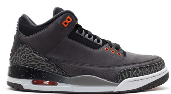 "AIR JORDAN 3 RETRO ""FEAR PACK"" Sold Out Exclusives The Firehouse - The Firehouse DTX"