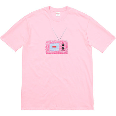 Supreme TV Tee The Firehouse The Firehouse - The Firehouse DTX