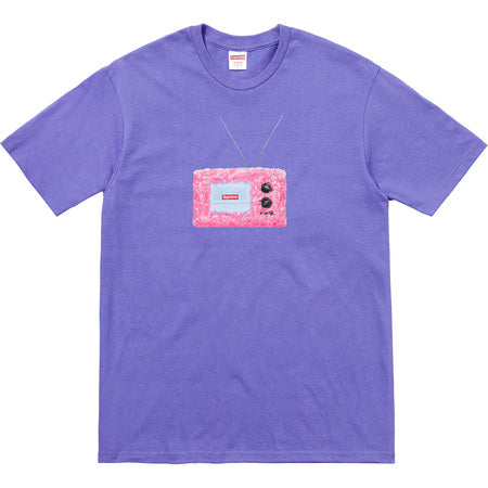 Supreme TV Tee-The Firehouse