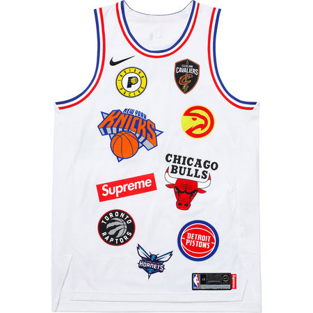 Supreme/Nike/NBA Jersey The Firehouse The Firehouse - The Firehouse DTX