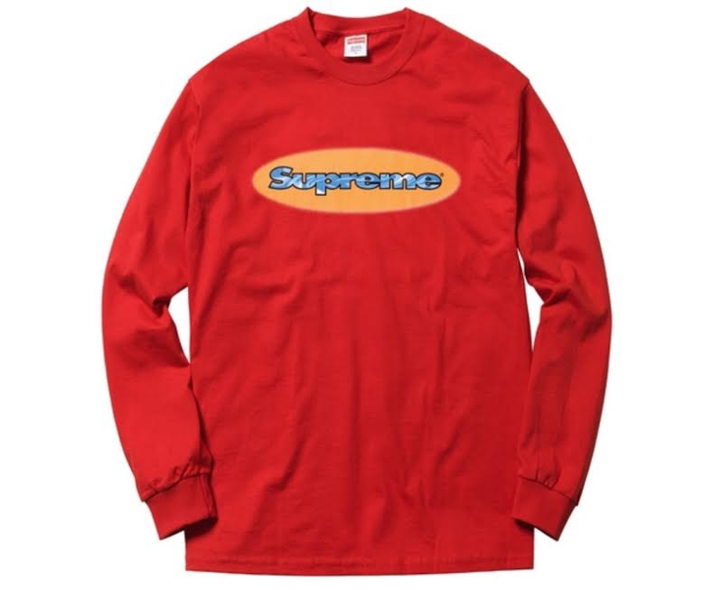 Supreme Ripple L/S Tee The Firehouse The Firehouse - The Firehouse DTX