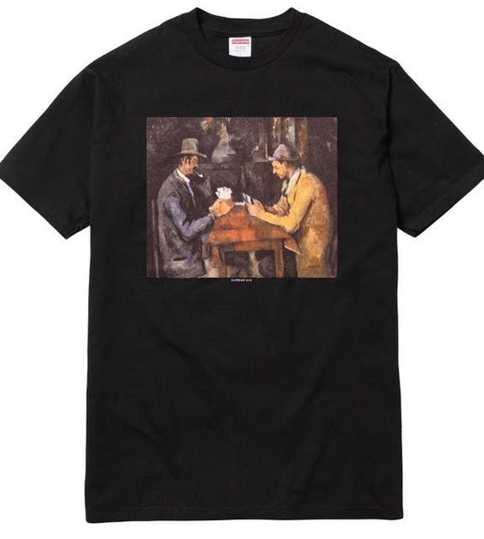 Supreme Cards T-shirt-The Firehouse