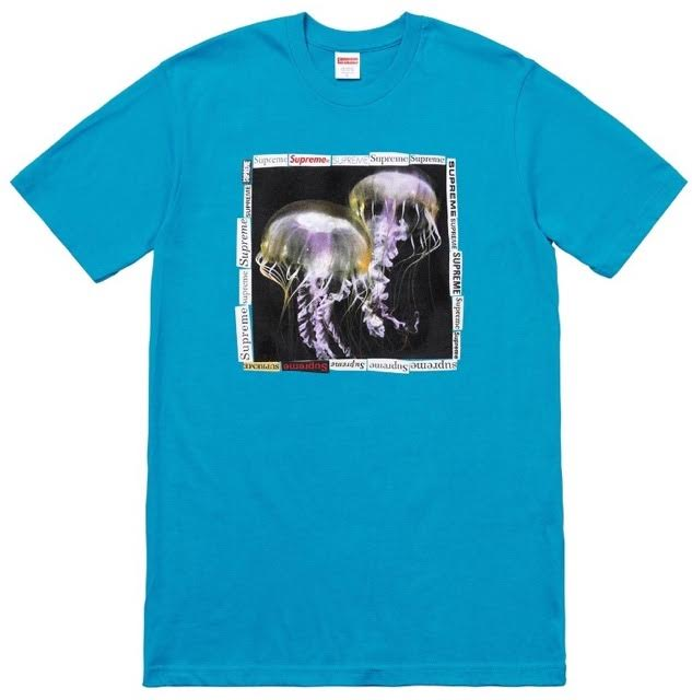 Supreme Jellyfish Tee The Firehouse The Firehouse - The Firehouse DTX