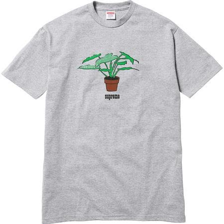 Supreme Plant Tee-The Firehouse
