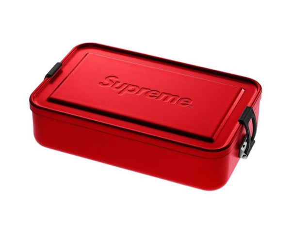 Supreme/SIGG Large Metal Box-The Firehouse