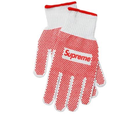 Supreme Grip Work Gloves-The Firehouse