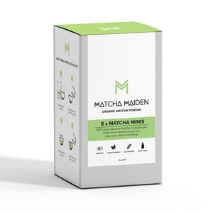 MATCHA MINIS (8 x single serve sachets)
