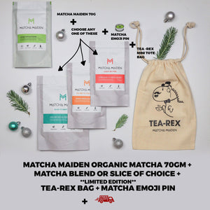 Matcha Holiday Pack 2 (Save 40%)