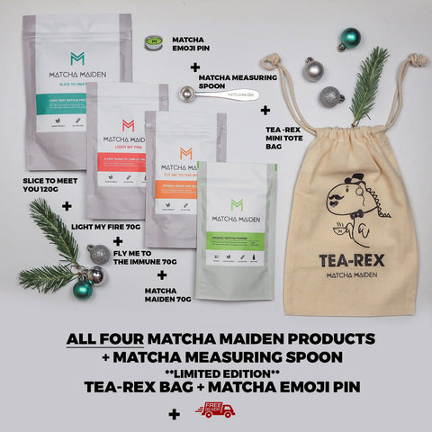 Matcha Holiday Pack 3 - Errrything