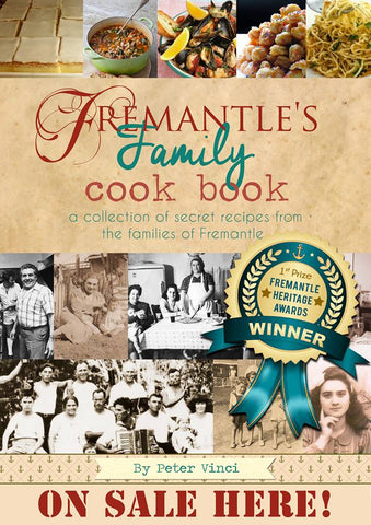Fremantle's Family Cookbook