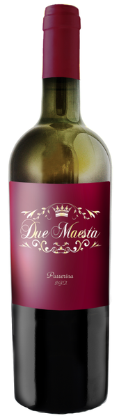 Passerina IGT 2015 - Buy in Hong Kong - Supplier Delcivino - Due Maestà - Best Italian Wine