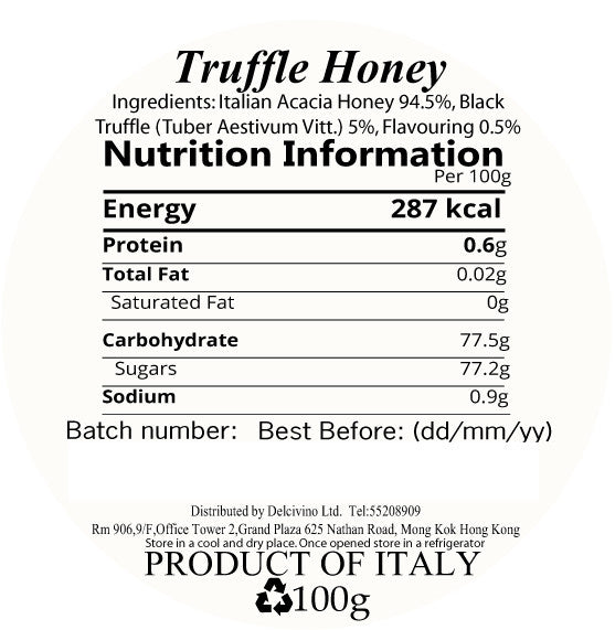 Truffle Honey