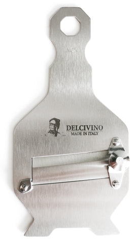 Stainless steel truffle slicer