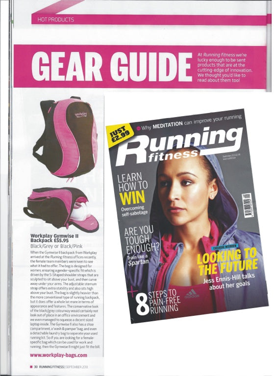 Fleetfoot II Running Fitness Magazine