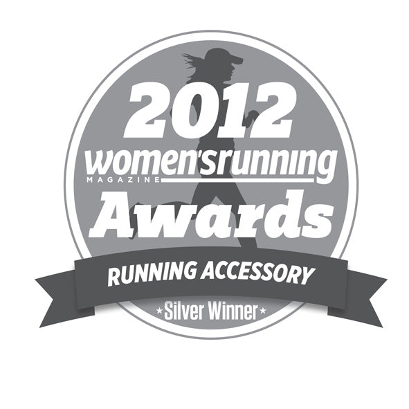 2012 running womens accesory silver winner