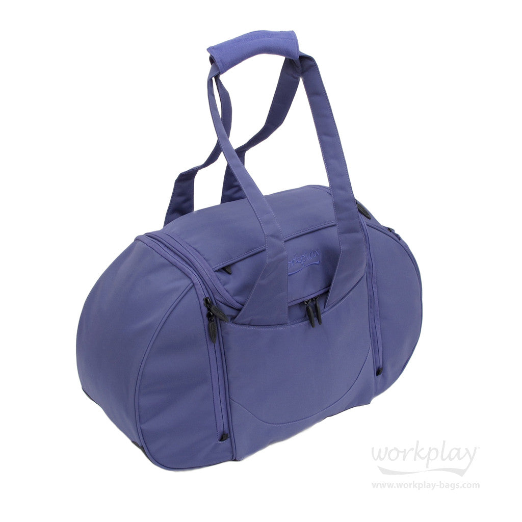 Goddess III Womens Sports Bag With Shoe Compartment - Workplay Bags b11243faf6
