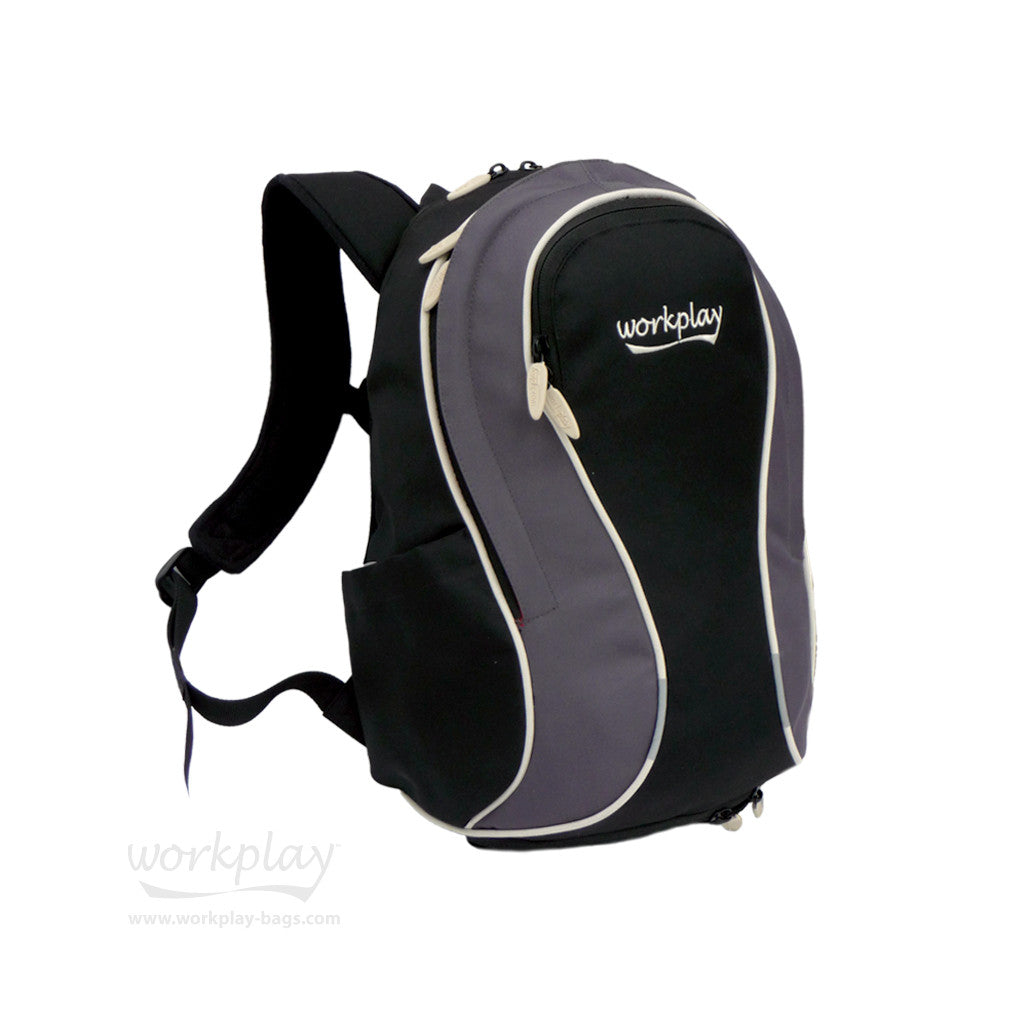 Ladies Gym Backpack with Shoe Compartment - Gymwise II 8be557c1f6
