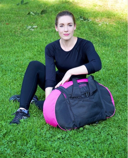 aa199b587c Ladies sports bags. Organised - Stylish - Practical. Gym