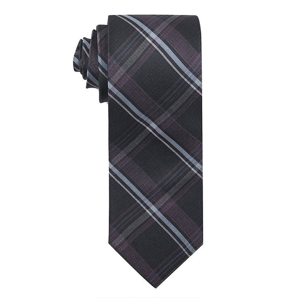 Melbourne Plaid Silk Necktie