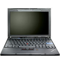 Notebook IBM/LENOVO Think Pad X201 Refurbished 100.0536