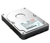 Spare Parts HDD 250GB 2.5'' Refurbished
