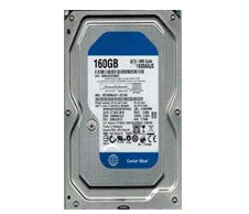 Spare Parts HDD 160GB 3.5'' Refurbished
