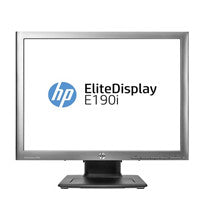 HP MONITOR E190i REFURBISHED