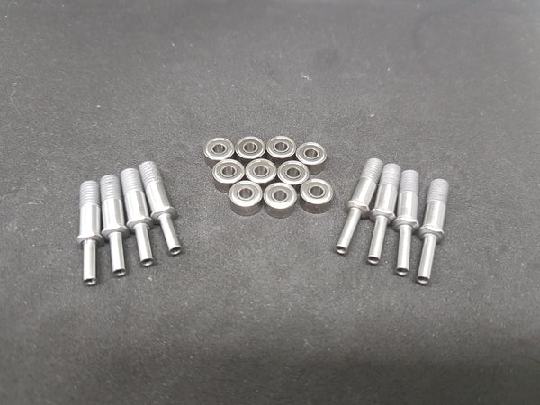 NMB 3x8x4 Bearings for FinX23 and FinX30 (Free DHL Shipping for whole order)