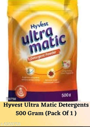 Hyvest Ultra Matic Detergents 500 g*