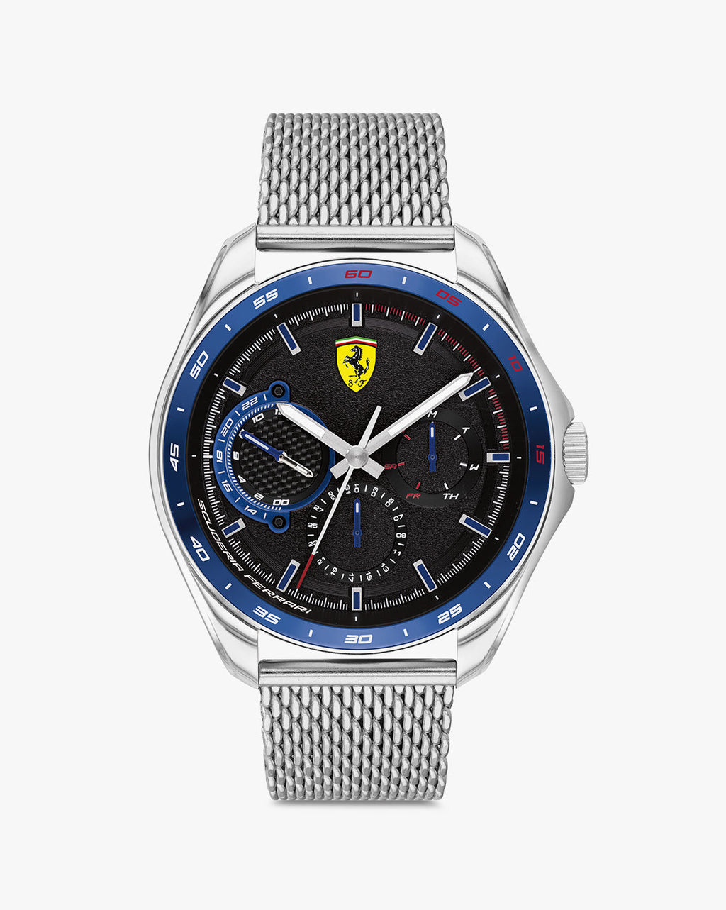 830685 Chronograph Watch with Contrast Dial