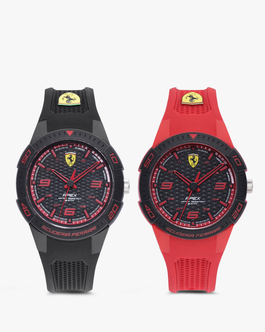 870044 Pack of 2 Analogue Wrist Watches