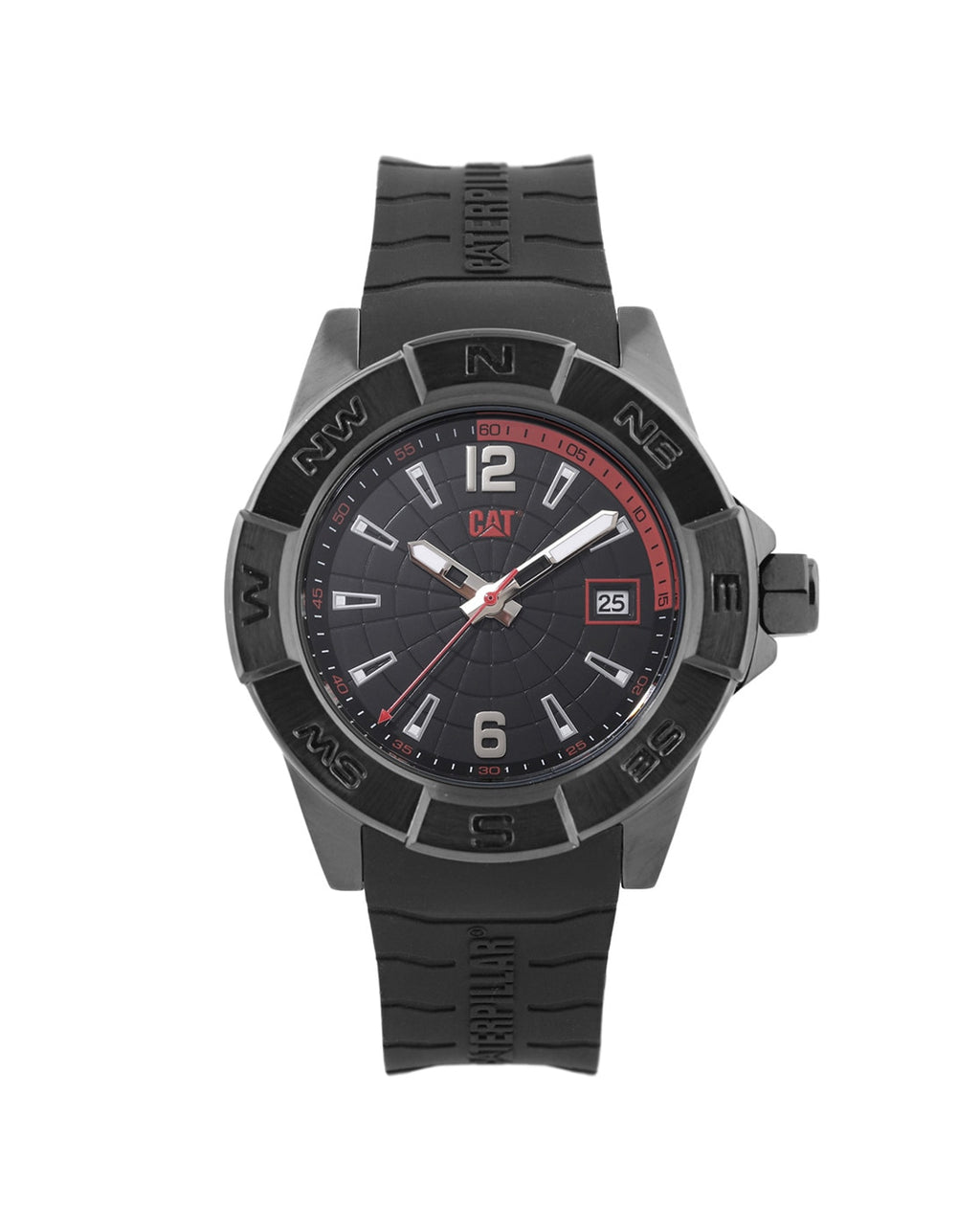 AF.161.21.138 Analogue Watch with Silicone Strap