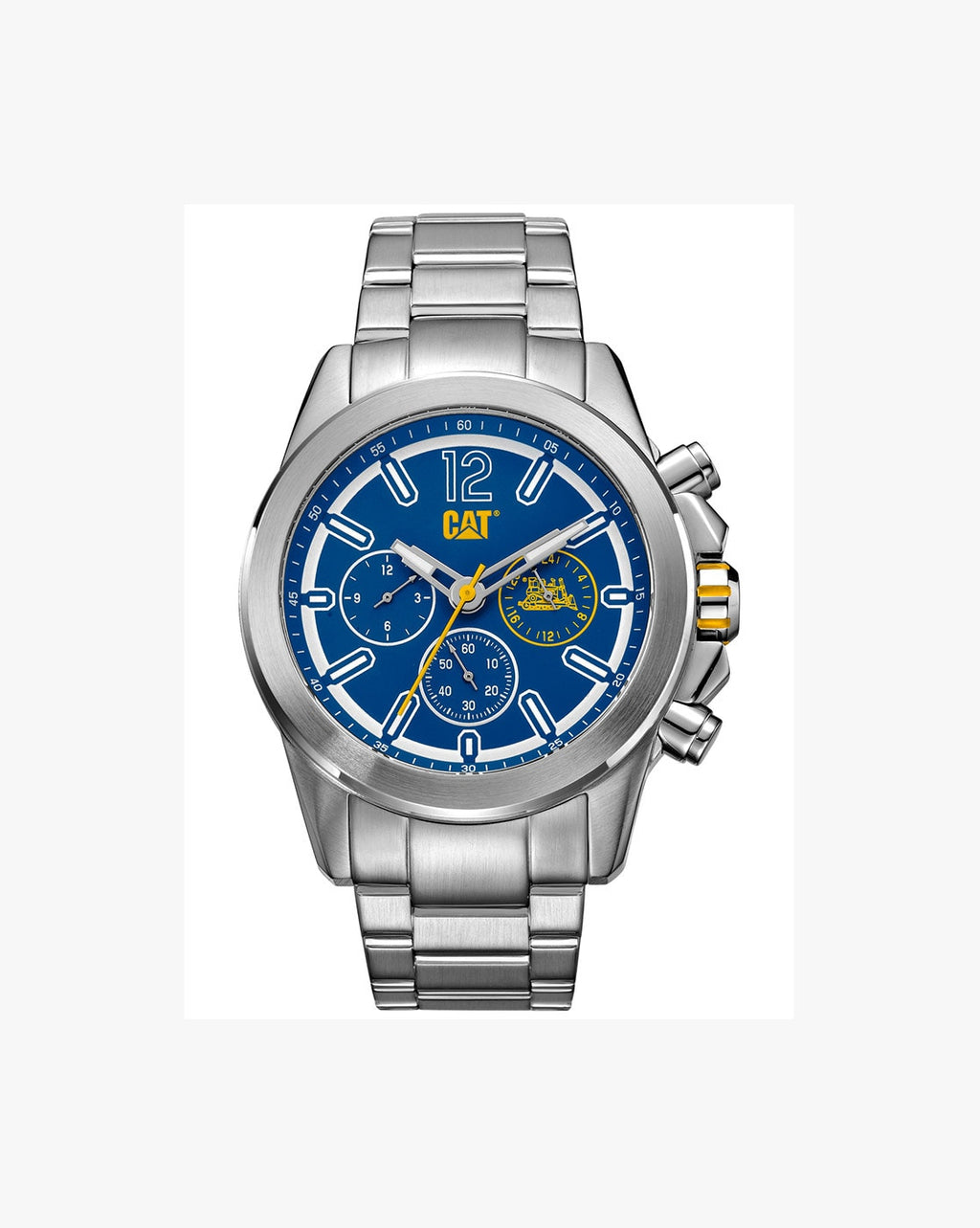 YU.149.11.637 Chronograph Watch with Contrast Dial
