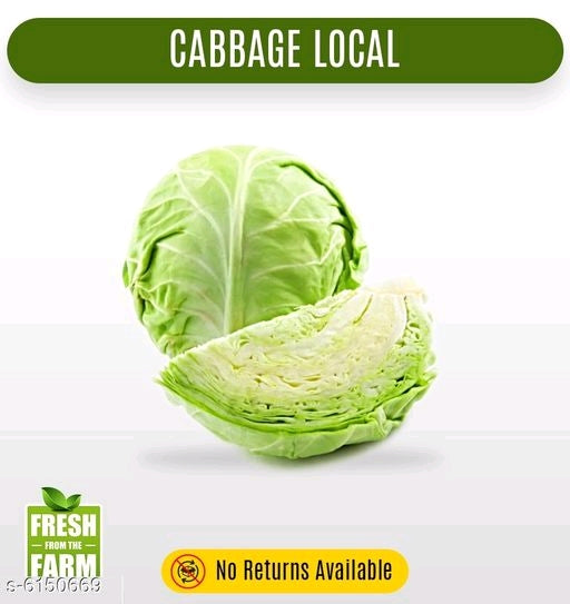*3Kg of Cabbage local lot *