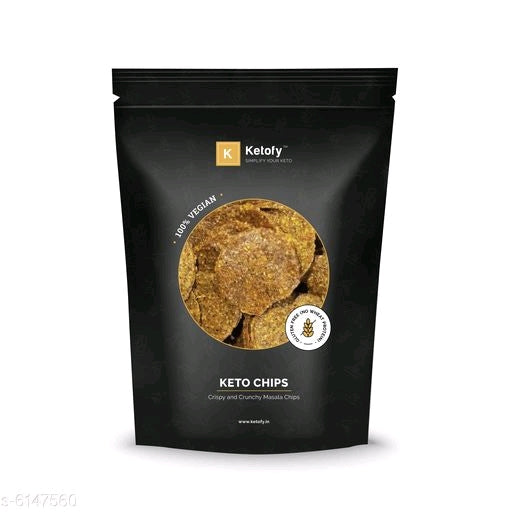 Ketofy Home Essential CHIPS (500gm)