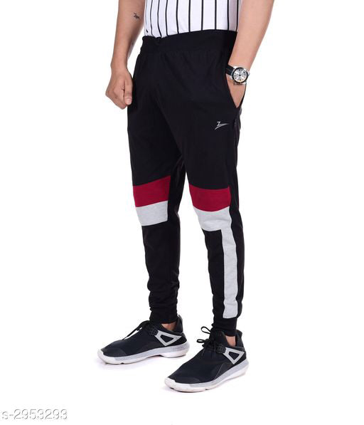 Stylo Comfy Poly Cotton Men's Joggers