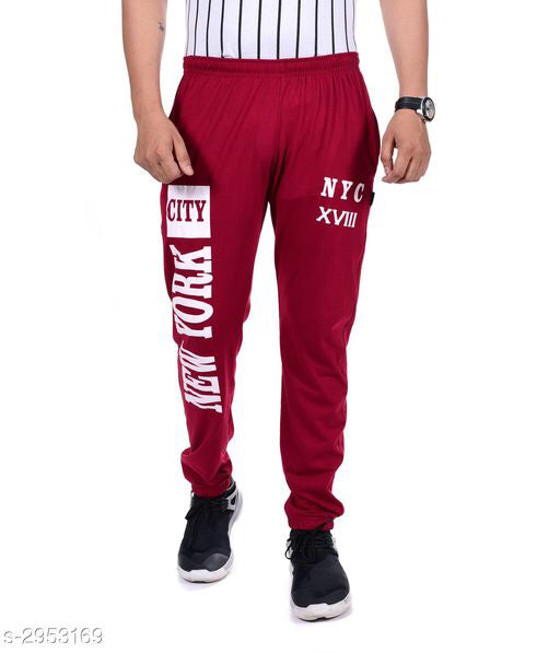 Stylo Comfy Cotton Men's Joggers