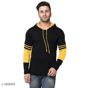 Attractive Men's Cotton T-Shirt