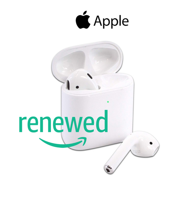Apple airpods series 1  with 5 Months apple warranty