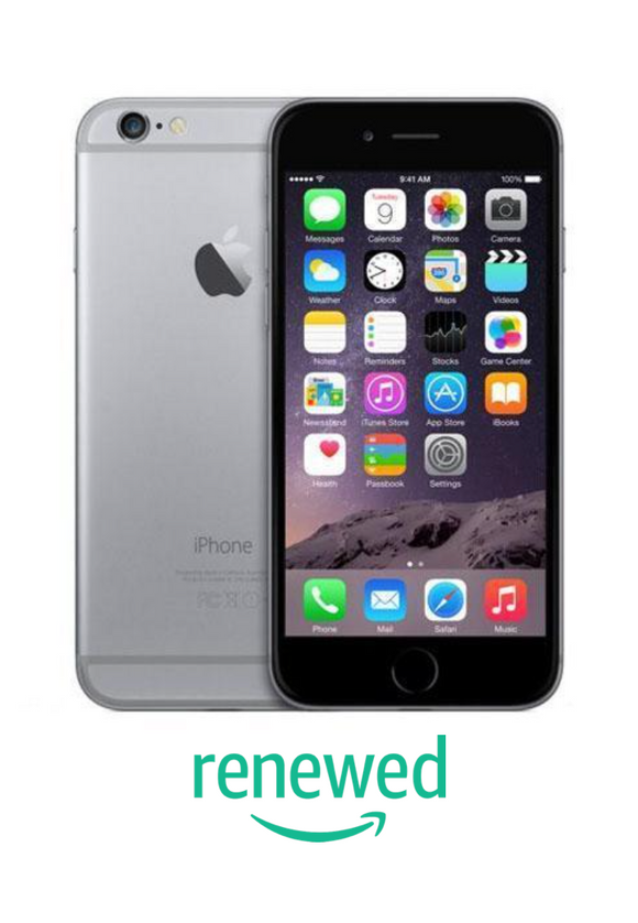 Apple iPhone 6 (128GB) Space Grey