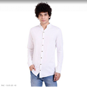 Men's creative pattern shirt