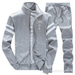 Leisure Sport Suit Slim (GLOBAL SHIPPING 6-18 days)