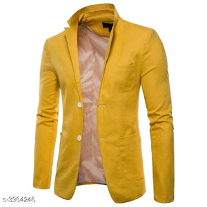 Elegant Trendy Men's Blazers