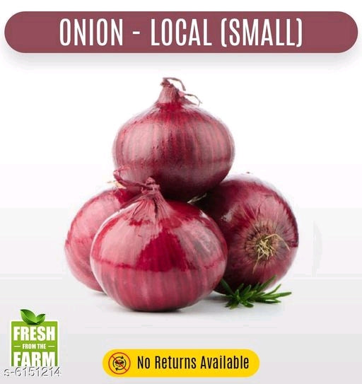 Onion - Local (Small) lot - 20 KG