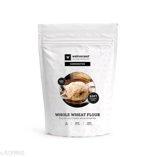 Ketofy whole wheat flour 5kg