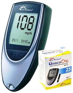 Dr. Morepen Gluco-One Bg-03 Blood Glucose Monitor