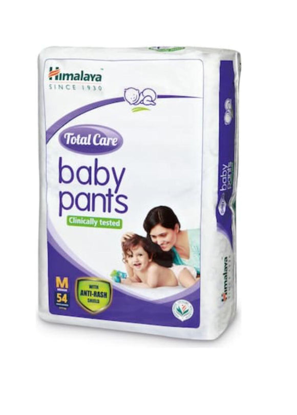 Himalaya Herbal Total Care Baby Pants Style Diapers Medium